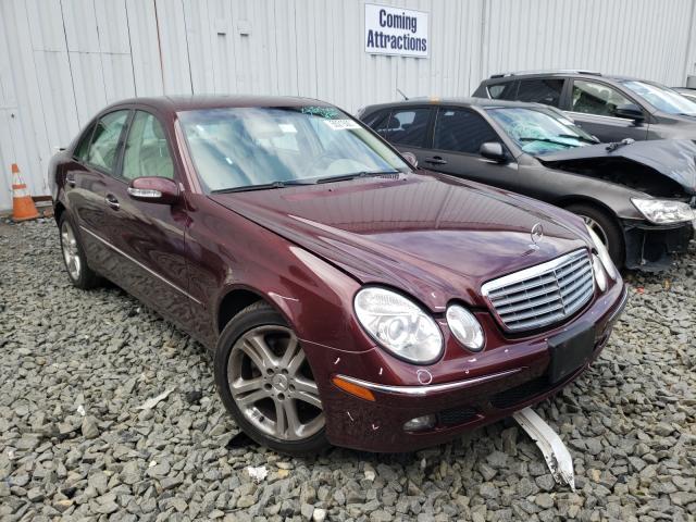 Vehiculos salvage en venta de Copart Windsor, NJ: 2006 Mercedes-Benz E 350 4matic