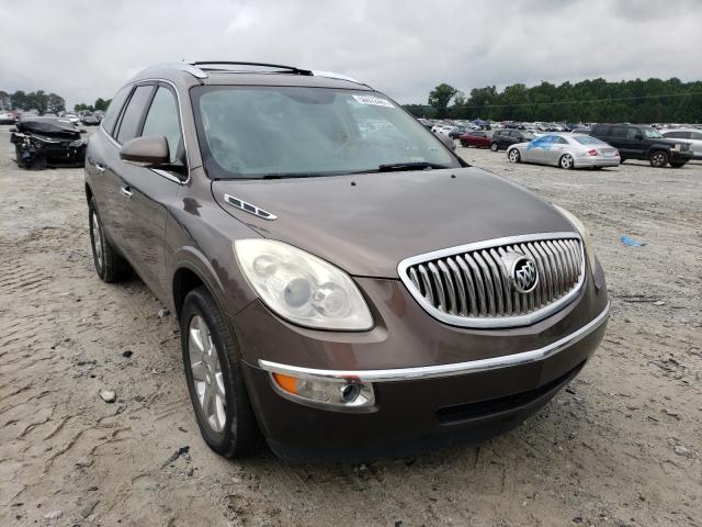Vehiculos salvage en venta de Copart Loganville, GA: 2010 Buick Enclave CX
