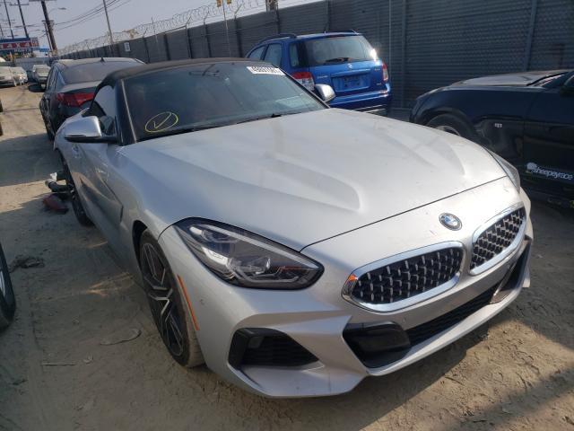 BMW Vehiculos salvage en venta: 2021 BMW Z4 SDRIVE3