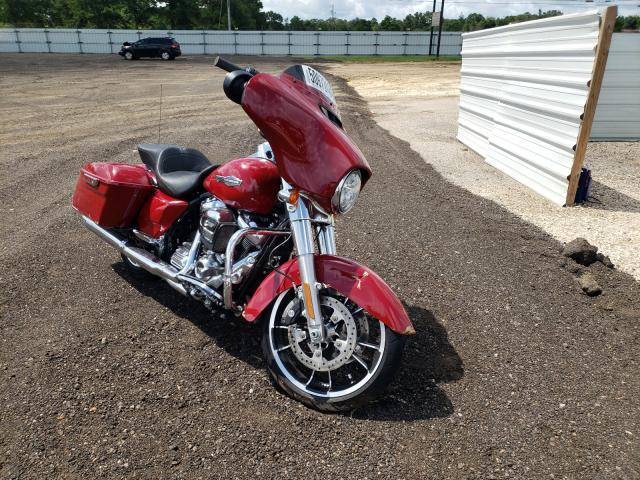 Salvage cars for sale from Copart Newton, AL: 2021 Harley-Davidson Flhx