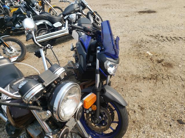 Vehiculos salvage en venta de Copart Pekin, IL: 2018 Yamaha MT07