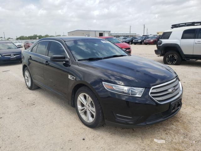 Salvage cars for sale from Copart San Antonio, TX: 2016 Ford Taurus SEL