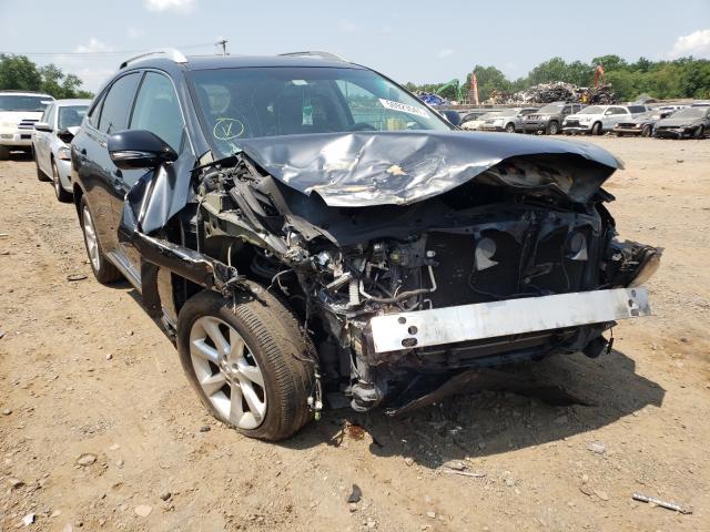 Vehiculos salvage en venta de Copart Grantville, PA: 2010 Lexus RX 350