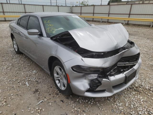 Salvage cars for sale from Copart Haslet, TX: 2018 Dodge Charger SX