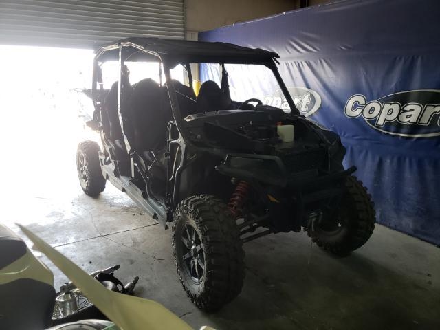Salvage cars for sale from Copart Albuquerque, NM: 2021 Polaris General