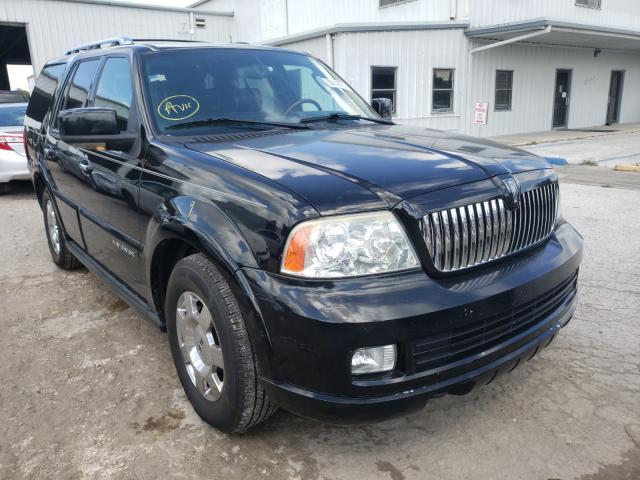 Salvage cars for sale from Copart Riverview, FL: 2006 Lincoln Navigator