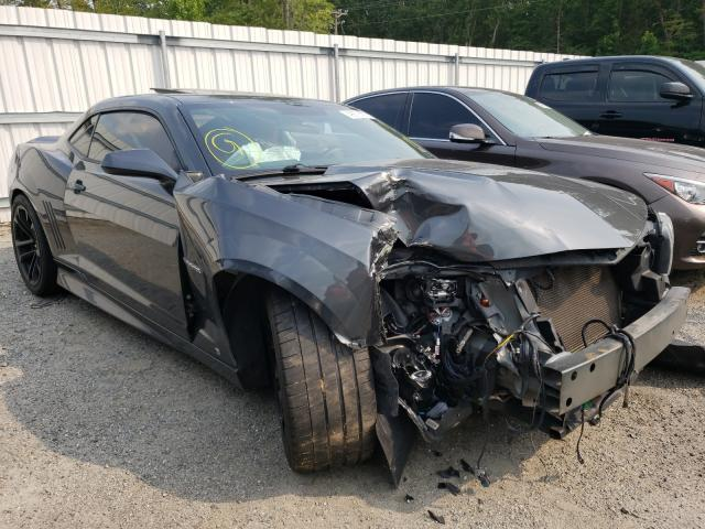 Salvage cars for sale from Copart Fredericksburg, VA: 2010 Chevrolet Camaro SS