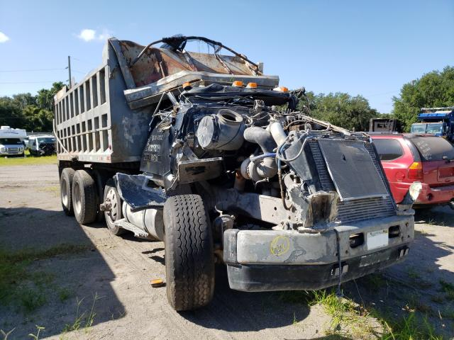 Salvage cars for sale from Copart Riverview, FL: 1996 Ford L-SERIES L