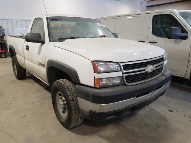 Salvage cars for sale from Copart Arlington, WA: 2007 Chevrolet Silverado