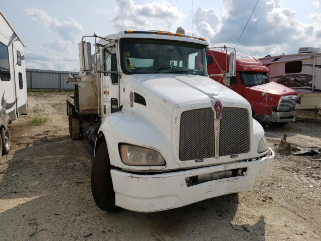 Salvage cars for sale from Copart Temple, TX: 2014 Kenworth Construction