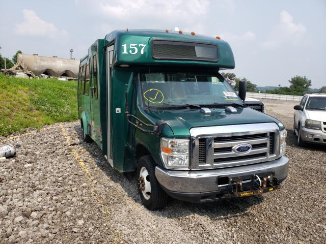 Salvage 2015 FORD ECONOLINE - Small image. Lot 50139341