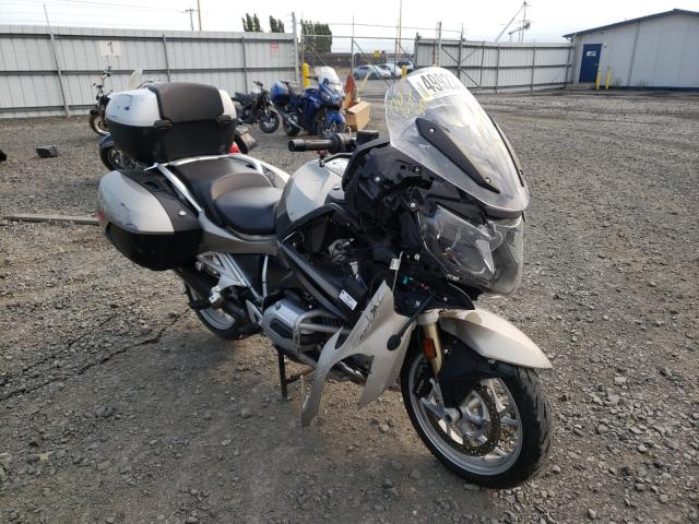 BMW salvage cars for sale: 2016 BMW R1200 RT