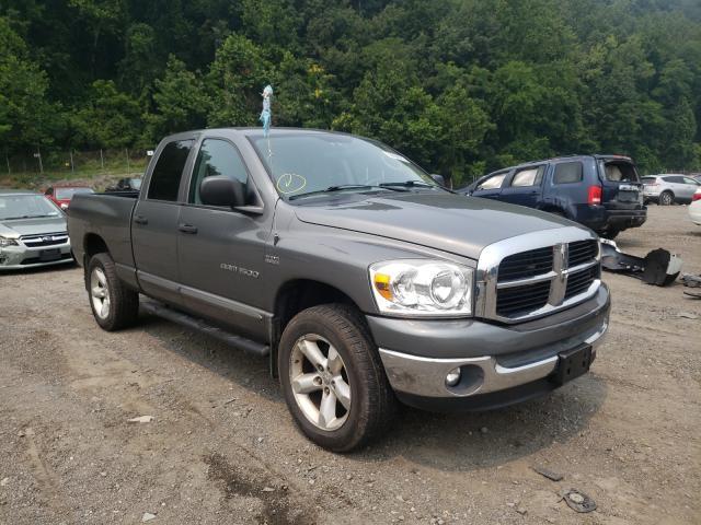 Vehiculos salvage en venta de Copart Marlboro, NY: 2007 Dodge RAM 1500 S