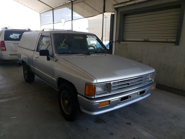 Salvage cars for sale from Copart Hayward, CA: 1988 Toyota Pickup 1/2