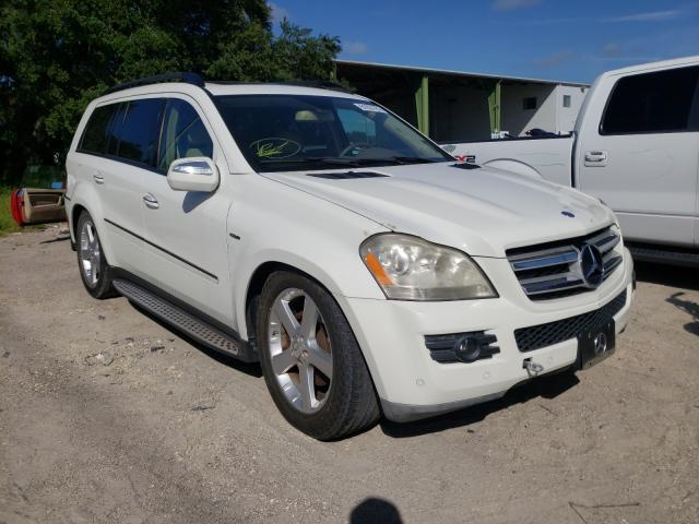 Salvage cars for sale from Copart Riverview, FL: 2009 Mercedes-Benz GL
