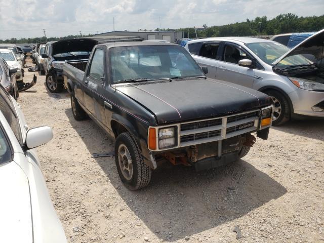 Dodge Dakota salvage cars for sale: 1989 Dodge Dakota