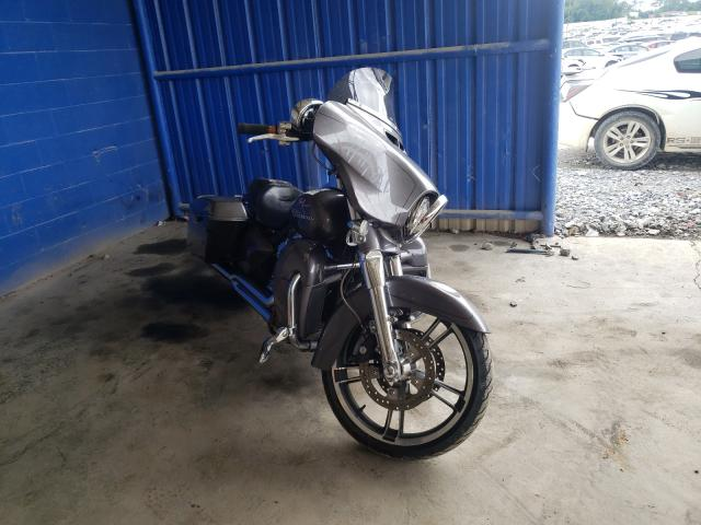 Salvage cars for sale from Copart Cartersville, GA: 2014 Harley-Davidson Flhxs Street