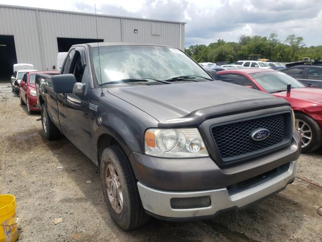 Salvage cars for sale from Copart Jacksonville, FL: 2005 Ford F150