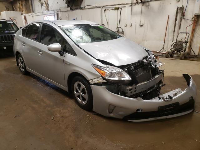 2015 Toyota Prius en venta en Casper, WY