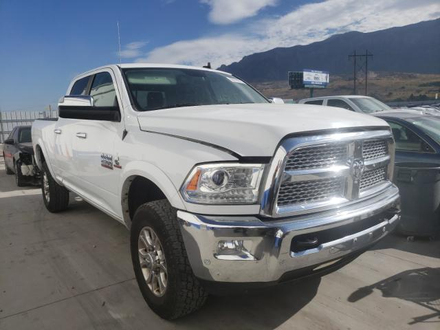 Salvage cars for sale from Copart Farr West, UT: 2016 Dodge 2500 Laram