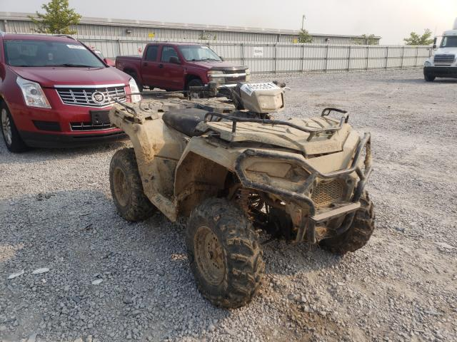 Salvage cars for sale from Copart Walton, KY: 2021 Polaris Sportsman