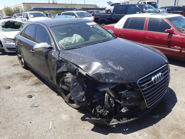 Audi salvage cars for sale: 2013 Audi S8 Quattro