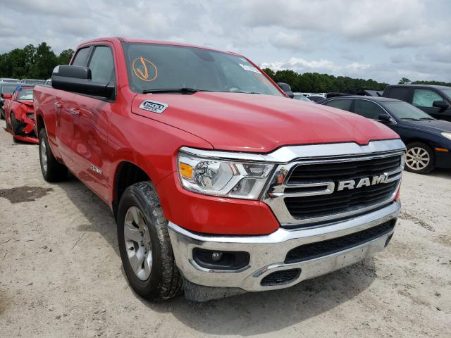 Salvage cars for sale from Copart Houston, TX: 2019 Dodge RAM 1500 BIG H