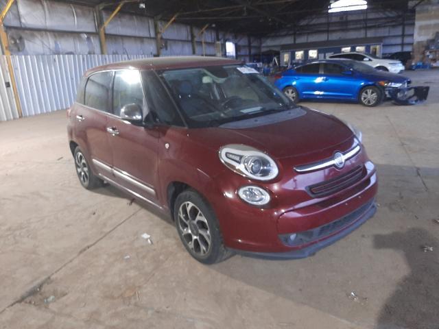2014 Fiat 500L Loung en venta en Phoenix, AZ