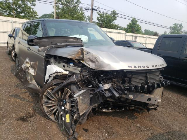 Salvage cars for sale from Copart New Britain, CT: 2020 Land Rover Range Rover