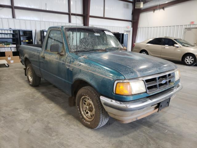 Salvage cars for sale from Copart Byron, GA: 1994 Ford Ranger
