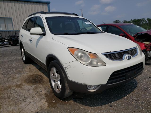 Salvage cars for sale from Copart Chambersburg, PA: 2008 Hyundai Veracruz G