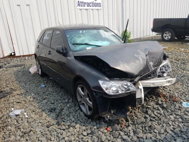 Salvage cars for sale at Windsor, NJ auction: 2003 Lexus IS 300 Sport