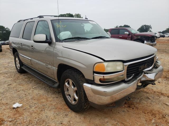 GMC salvage cars for sale: 2002 GMC Yukon XL C