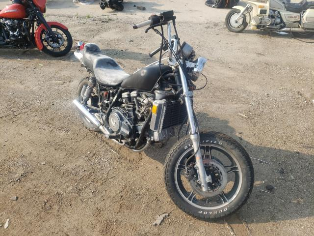 Salvage cars for sale from Copart Elgin, IL: 1982 Honda VF750C