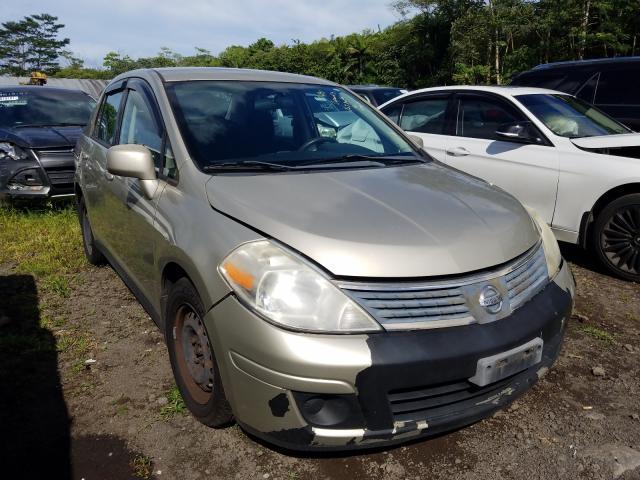 Nissan Vehiculos salvage en venta: 2009 Nissan Versa S