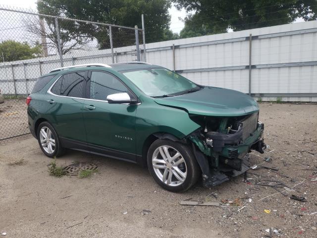 Vehiculos salvage en venta de Copart Moraine, OH: 2018 Chevrolet Equinox PR