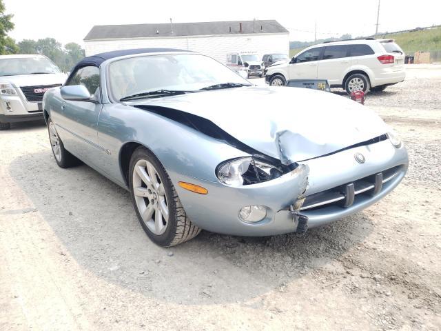Jaguar salvage cars for sale: 2002 Jaguar XK8