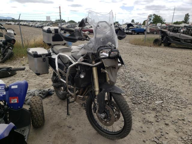 BMW salvage cars for sale: 2015 BMW F800 GS AD