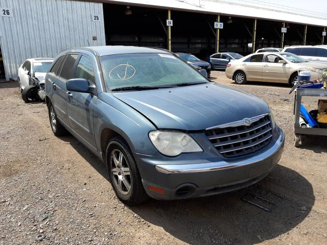 Salvage 2007 CHRYSLER PACIFICA - Small image. Lot 50981591