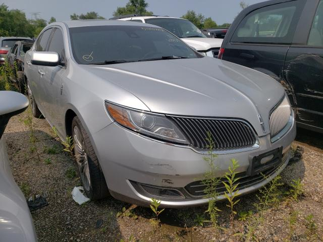 Lincoln MKS salvage cars for sale: 2016 Lincoln MKS