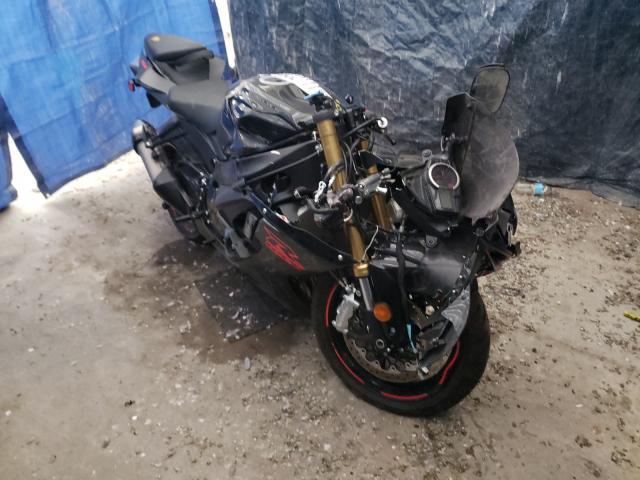 Salvage motorcycles for sale at Fredericksburg, VA auction: 2019 Suzuki GSX-R750