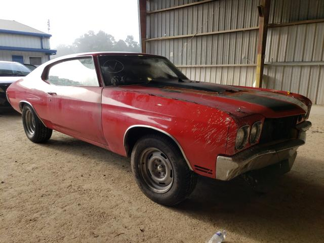 Chevrolet Chevelle salvage cars for sale: 1970 Chevrolet Chevelle
