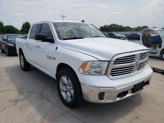 Salvage cars for sale from Copart Wilmer, TX: 2017 Dodge RAM 1500 SLT