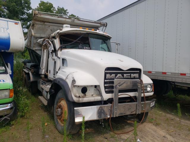 Vehiculos salvage en venta de Copart Glassboro, NJ: 2003 Mack 700 CV700