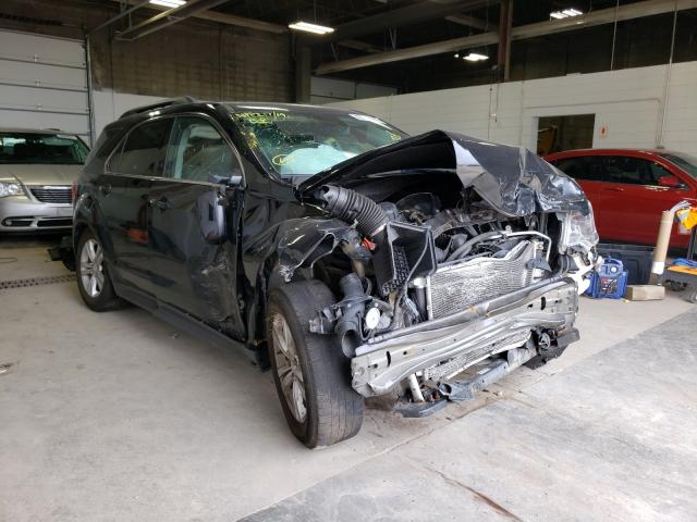 Salvage cars for sale from Copart Blaine, MN: 2014 Chevrolet Equinox LT