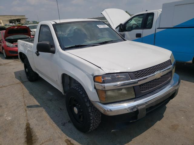 Salvage cars for sale from Copart Tulsa, OK: 2006 Chevrolet Colorado