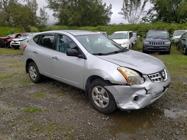 Salvage cars for sale from Copart Kapolei, HI: 2011 Nissan Rogue S