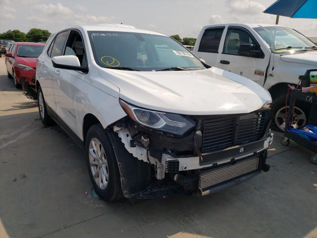 Salvage cars for sale from Copart Grand Prairie, TX: 2018 Chevrolet Equinox LT