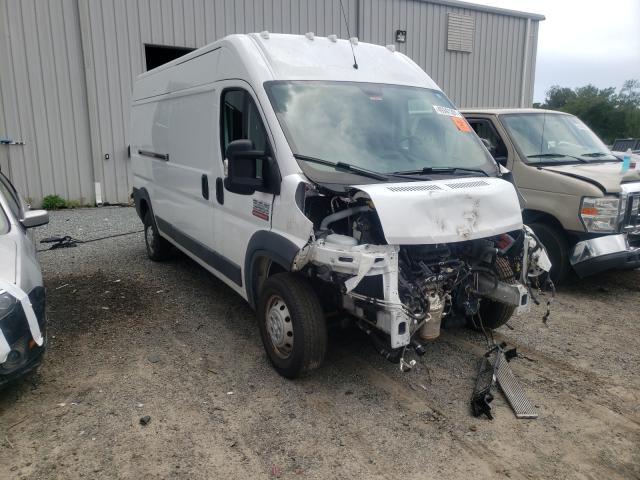 Vehiculos salvage en venta de Copart Jacksonville, FL: 2017 Dodge RAM Promaster