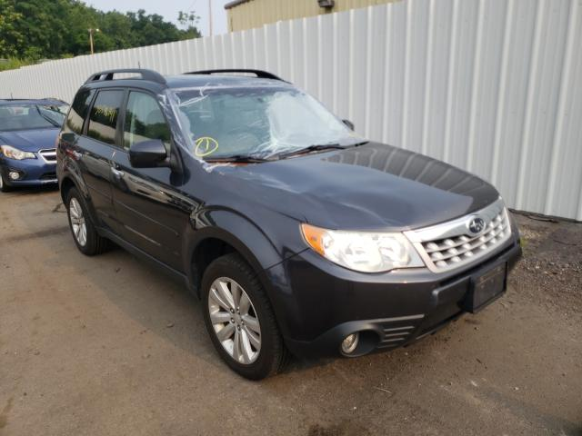 Salvage cars for sale from Copart Marlboro, NY: 2012 Subaru Forester 2
